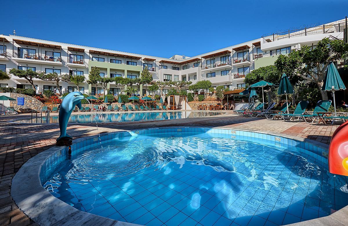 Arminda Hotel And Spa  Chersonissos Kreta