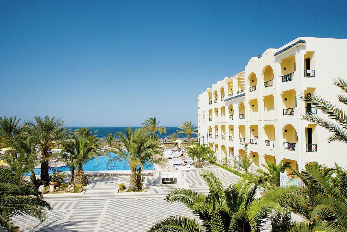 Djerba dovolen 2018 ck fischer for Hotels zarzis