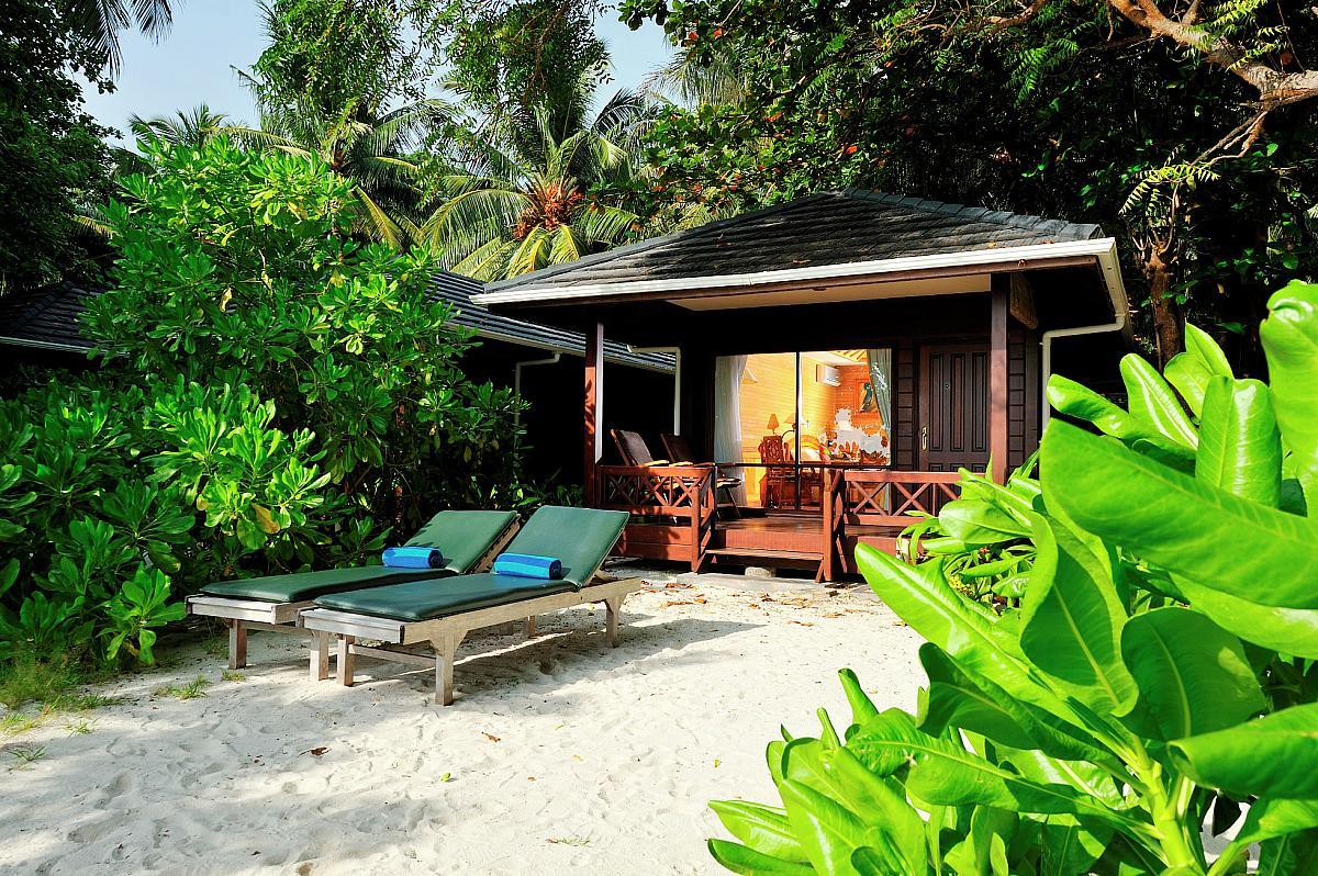 Royal Island Resort Spa Promo Beach Villa